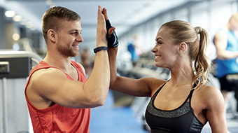 expert personal trainer