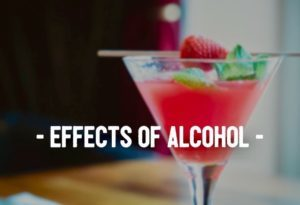Is alcohol effecting your results